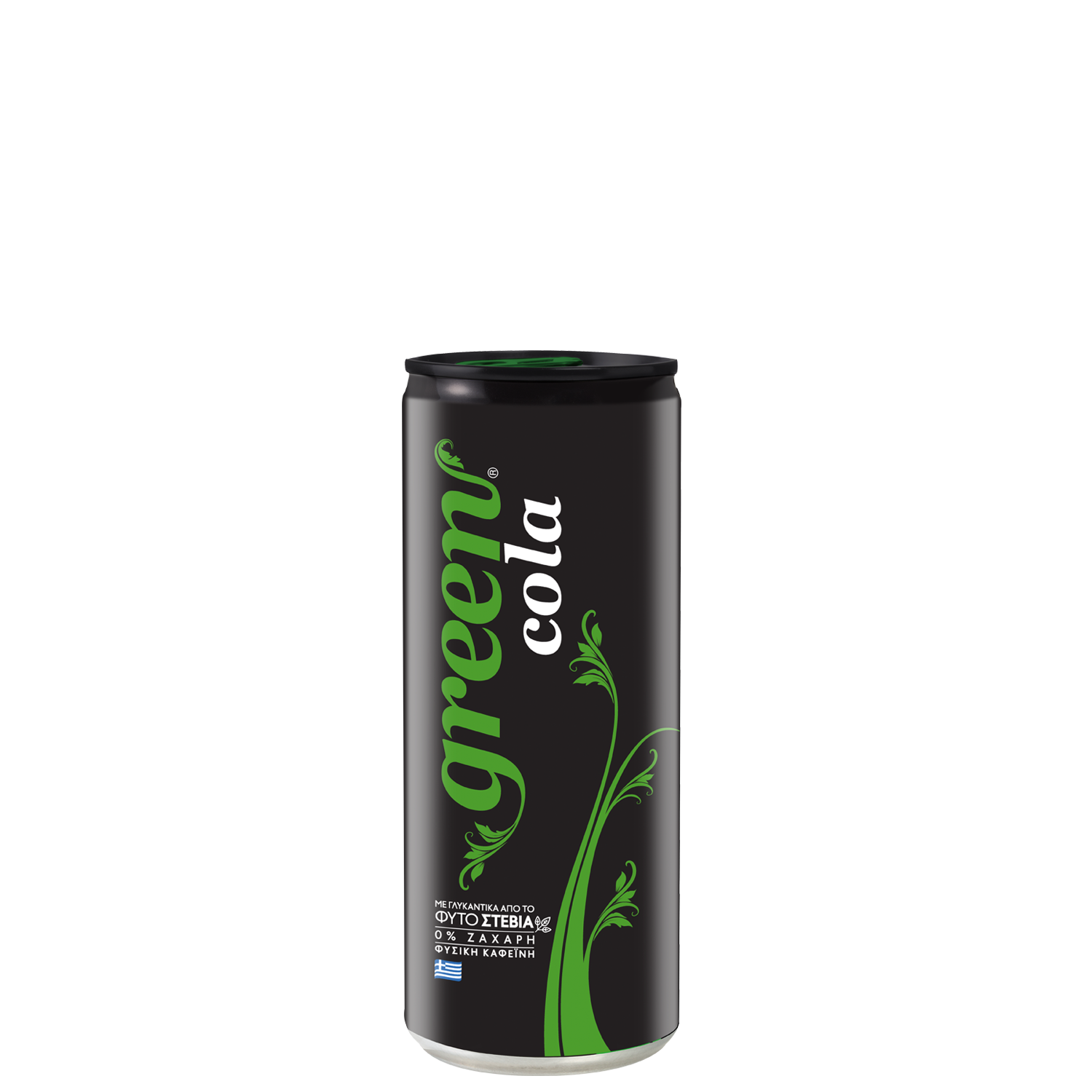 Green Cola - 330ml - Can
