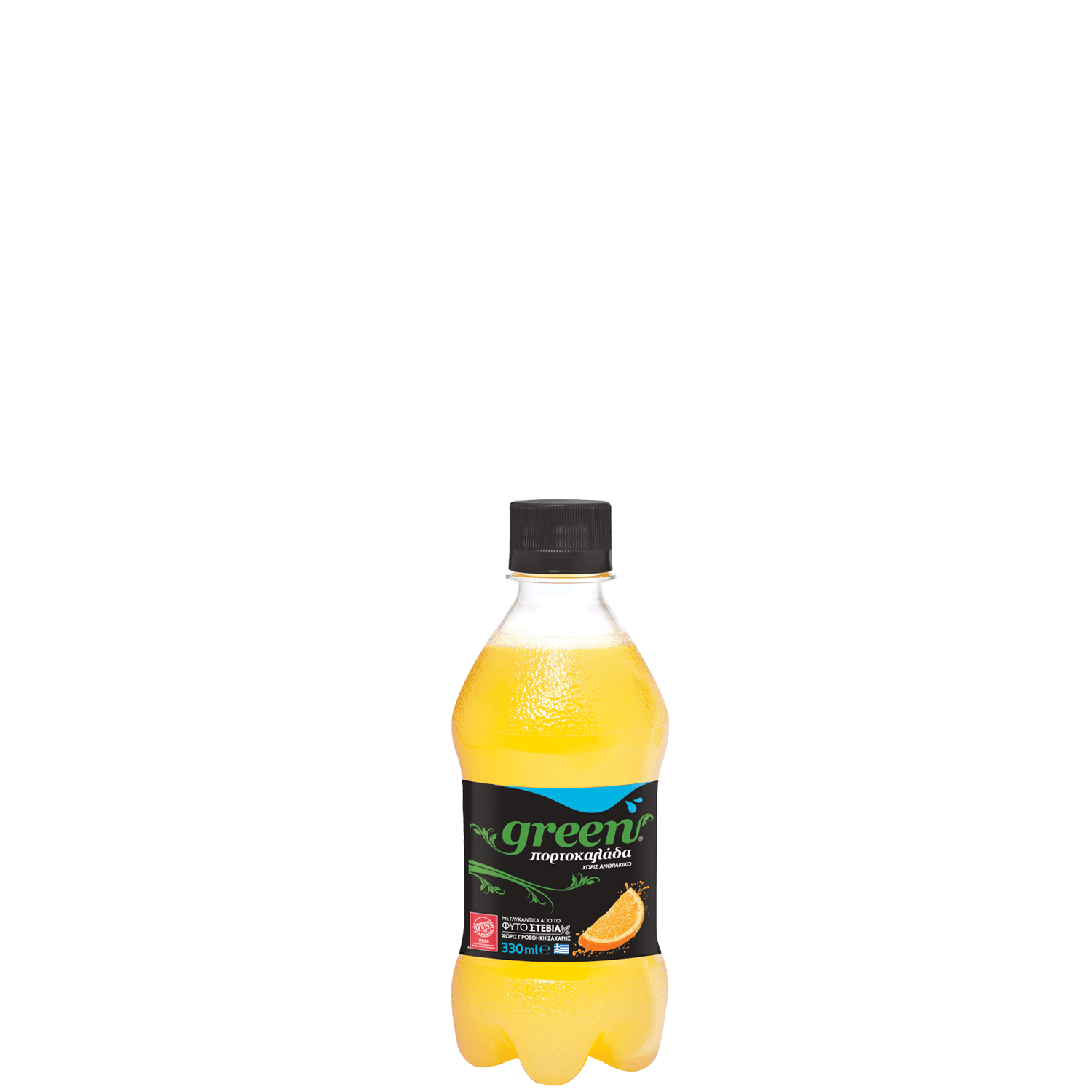 Green Orange Nc - 330ml - PET Bottle