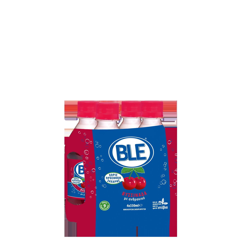 Ble Cherry - Multi Pack - (4x330ml PET bottles)