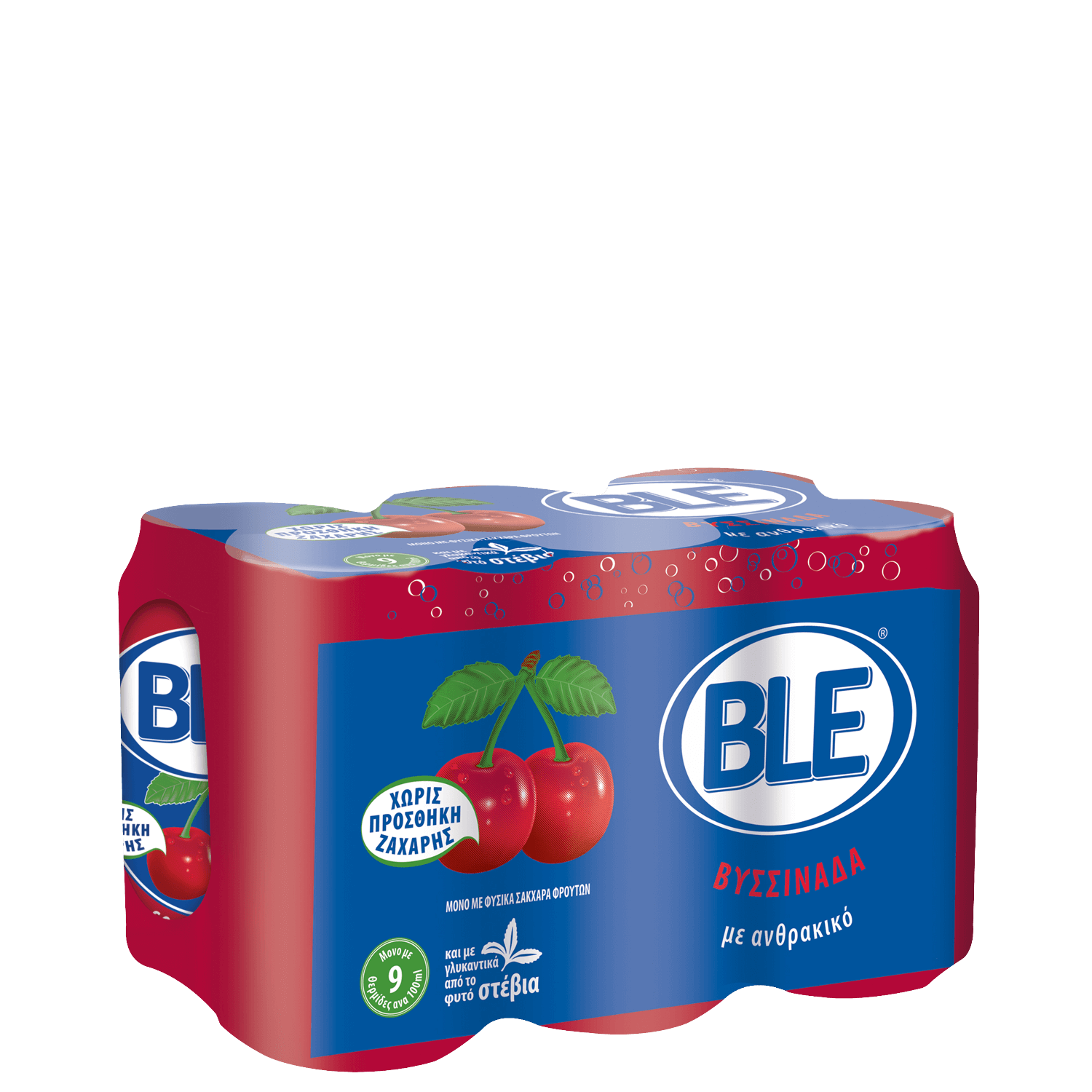 Ble Cherry - Multi Pack - (6x330ml cans)