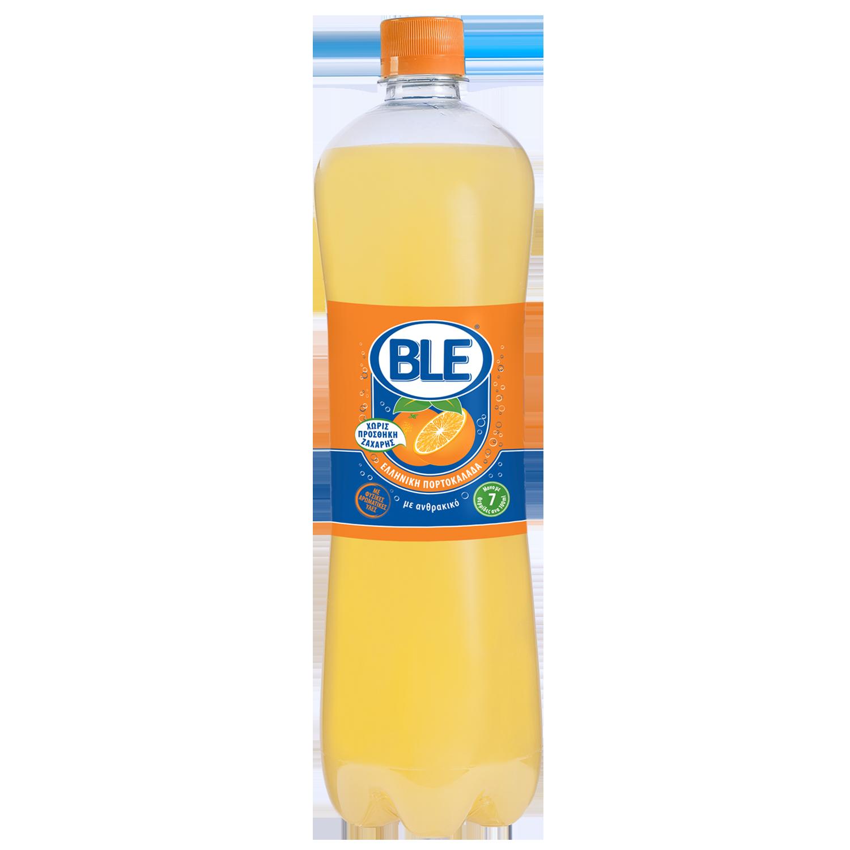 Ble Orange - PET - 1.5ml Bottle