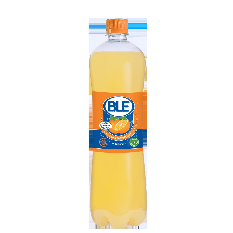 Ble Orange - PET - 1lt Bottle
