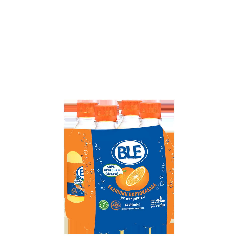 Ble Orange - Multi Pack - (4x330ml PET bottles)