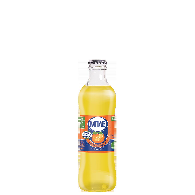 Ble Orange - 250ml - Glass Bottle