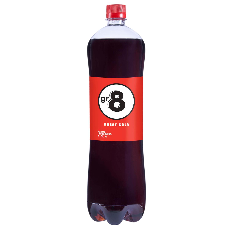 GR8 - PET - 1.5ml Bottle