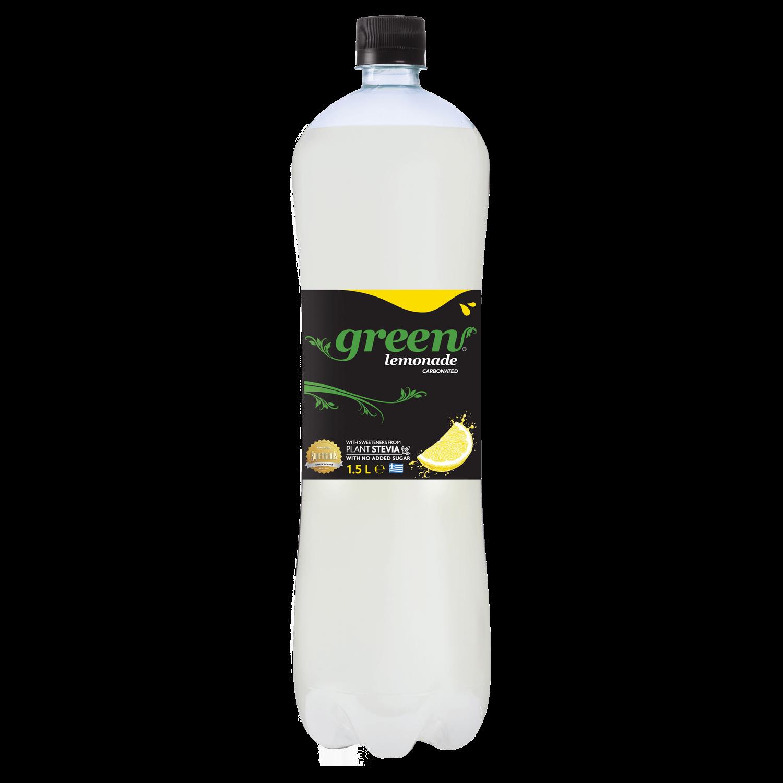 Green Lemon - PET - 1.5ml Bottle