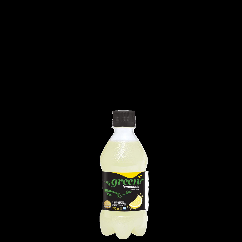 Green Lemon - PET - 330ml Bottle