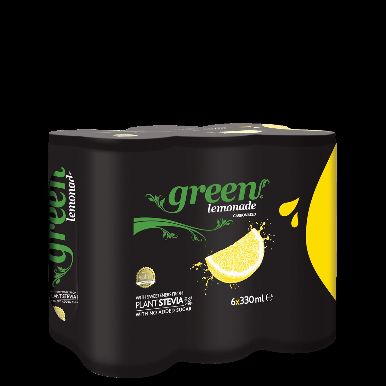 Green Lemon - 6x330ml - Multi Pack cans