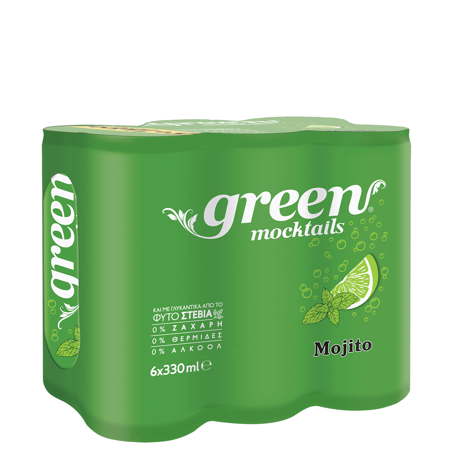 Green Mojito - Multi Pack - (6x330ml cans)
