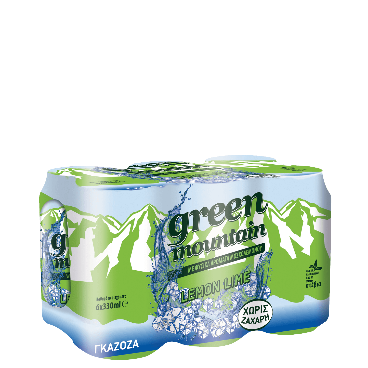 Green Mountain - Multi Pack - (6x330ml cans)