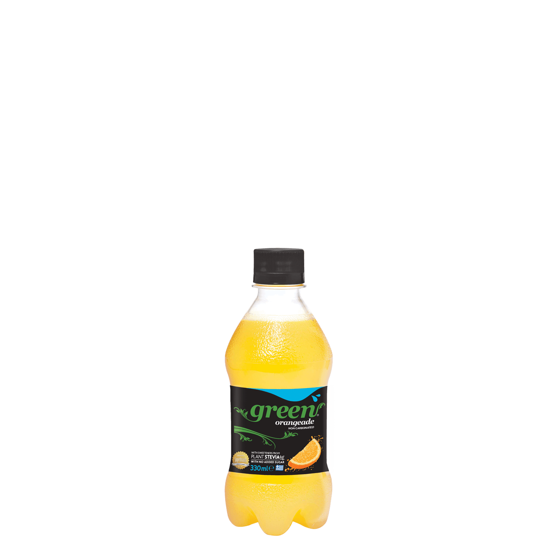 Green Orange Nc - 330ml - PET Bottle