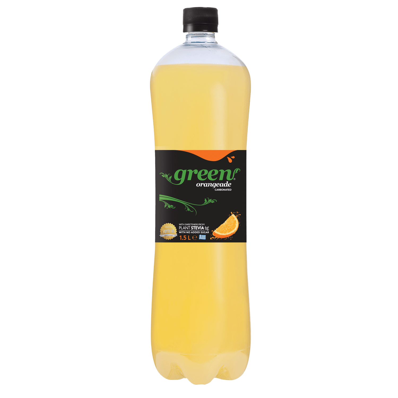 Green Orange - 1.5L - PET