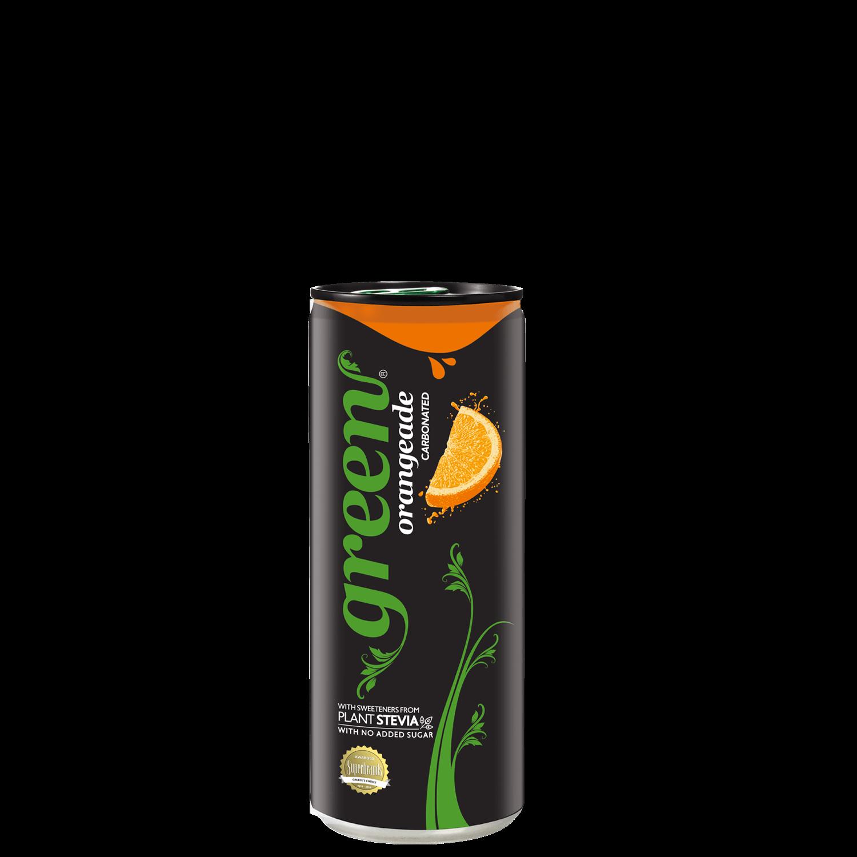 Green Orange - 330ml - Can