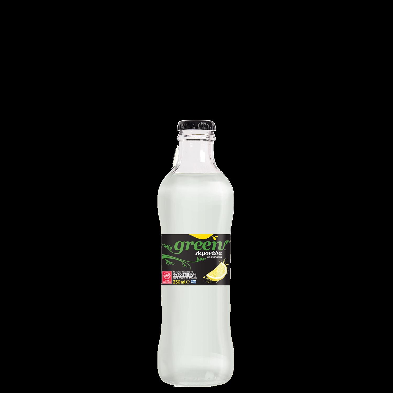 Green Lemon - 250ml - Glass bottle