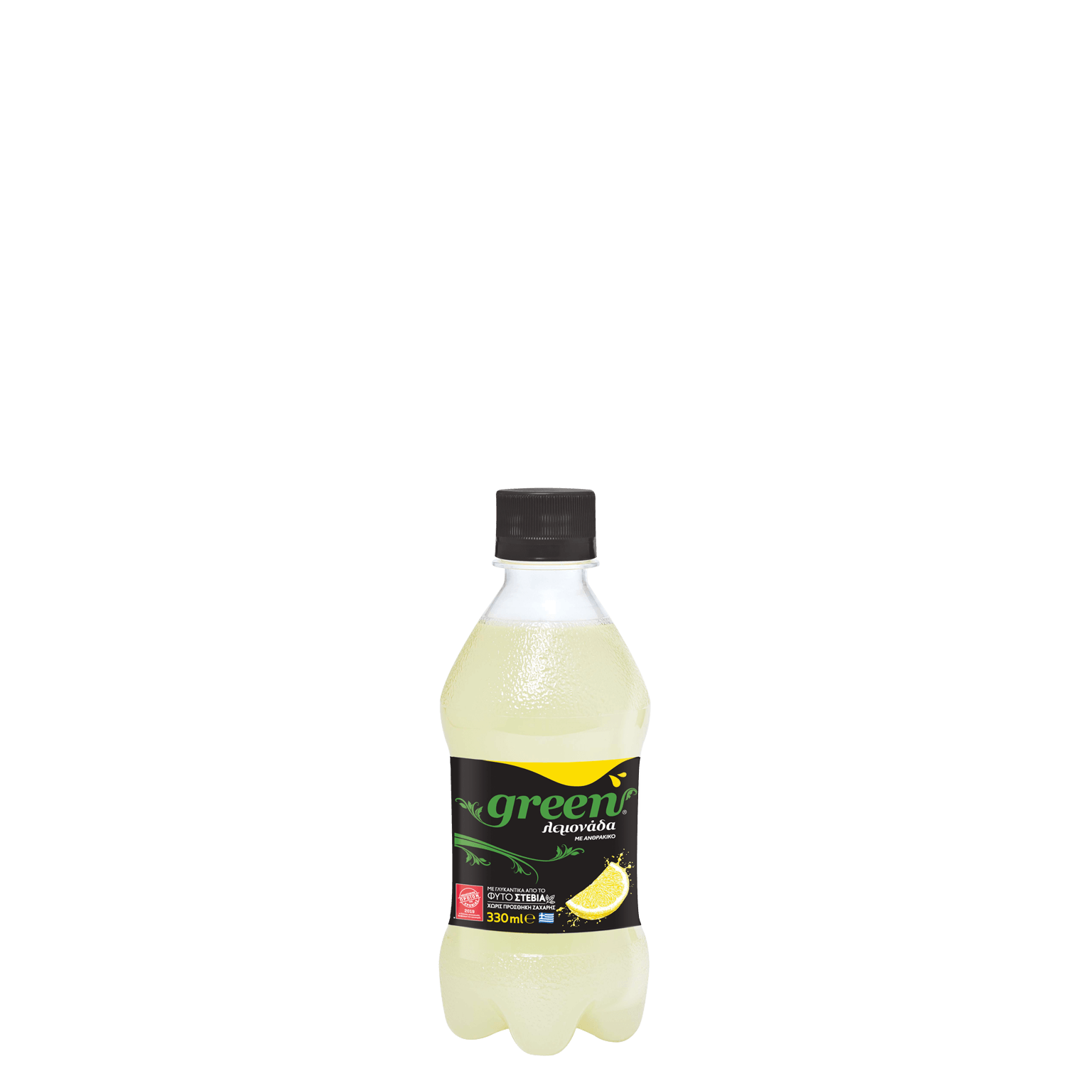 Green Lemon - PET - 330ml Bottle