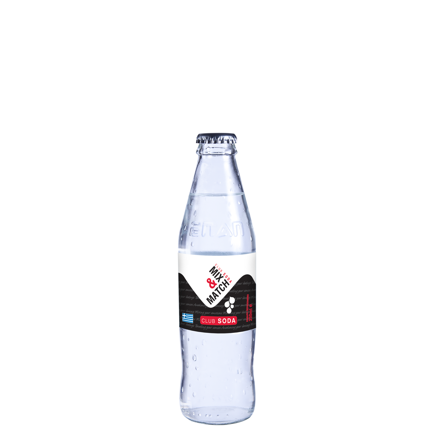 Mix Match Soda - 250ml - Glass Bottle