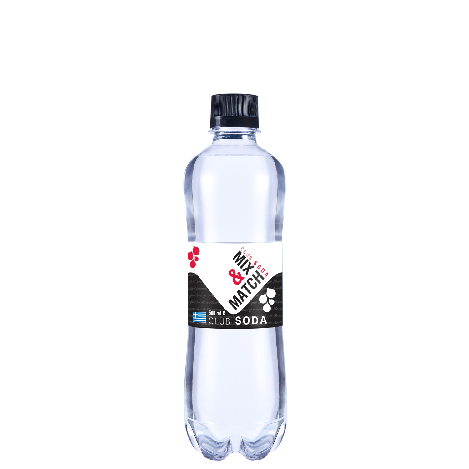 Mix Match Soda - PET - 500ml Bottle