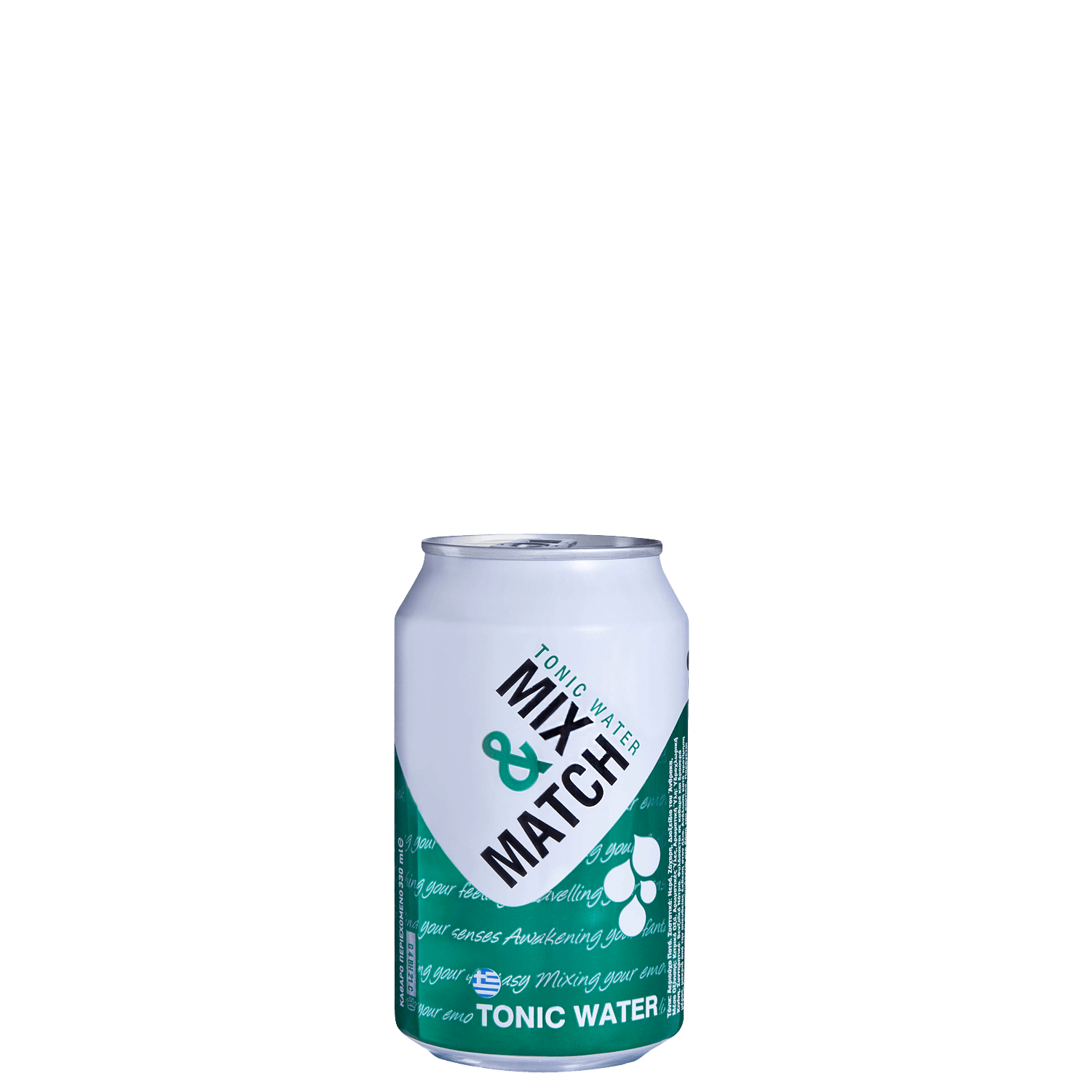 Mix Match Tonic - 330ml - Can