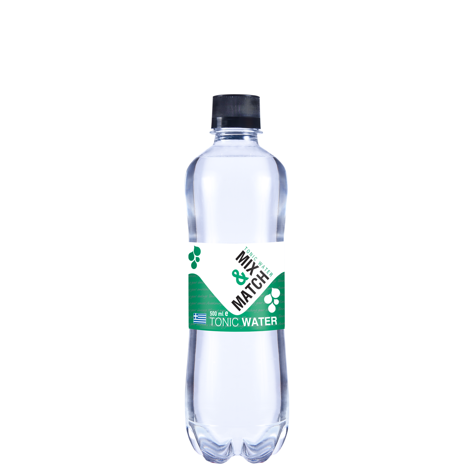 Mix Match Tonic - PET - 500ml Bottle