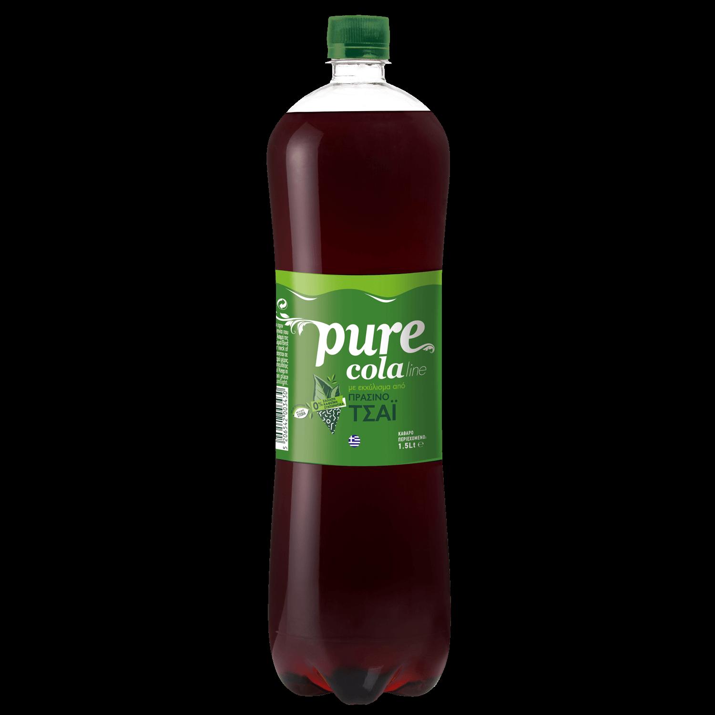 Pure Cola - PET  - 1.5ml Bottle