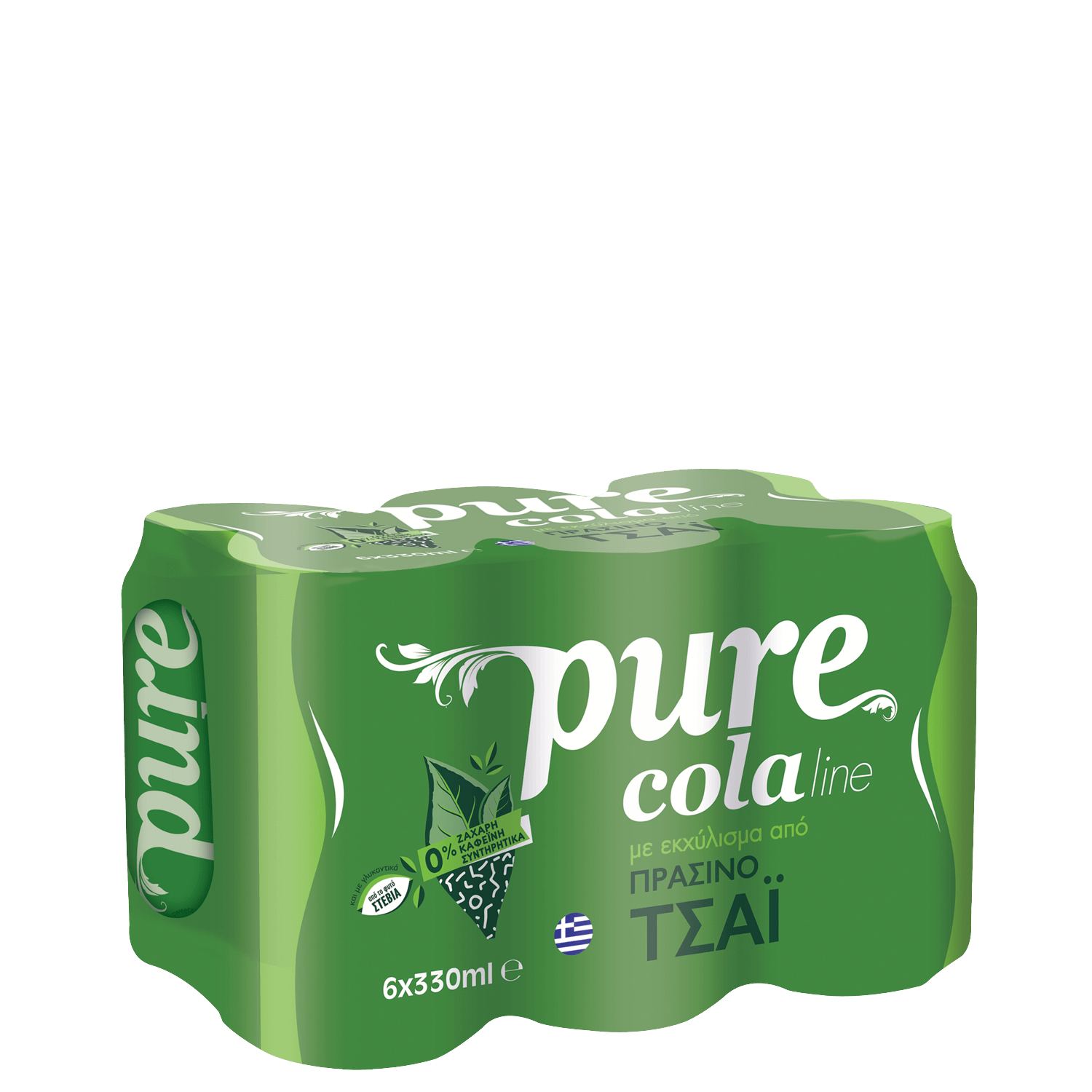 Pure Cola - Multi Pack - (6x330ml cans)