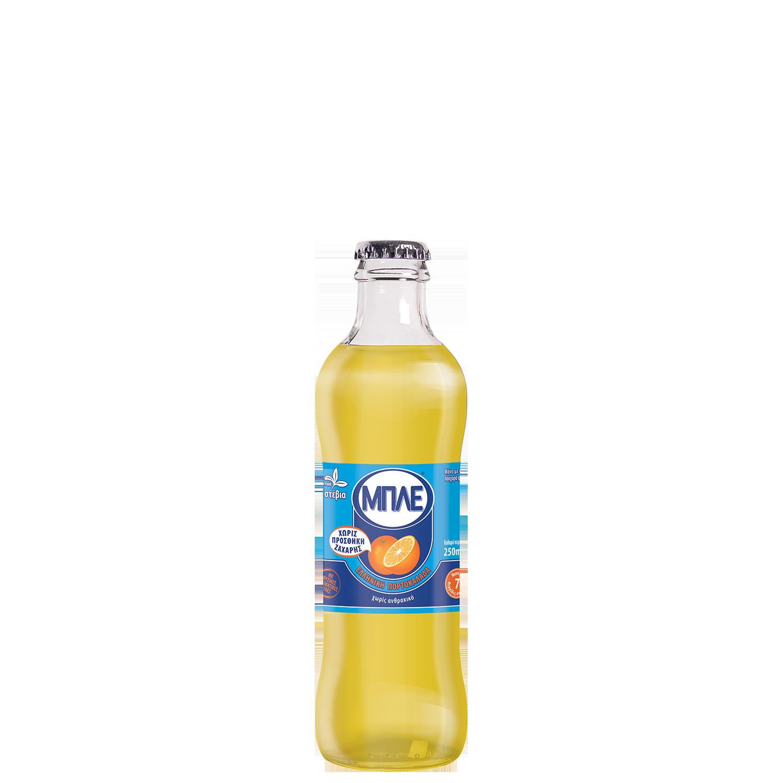 Ble Orange Nc - 250ml - Glass Bottle